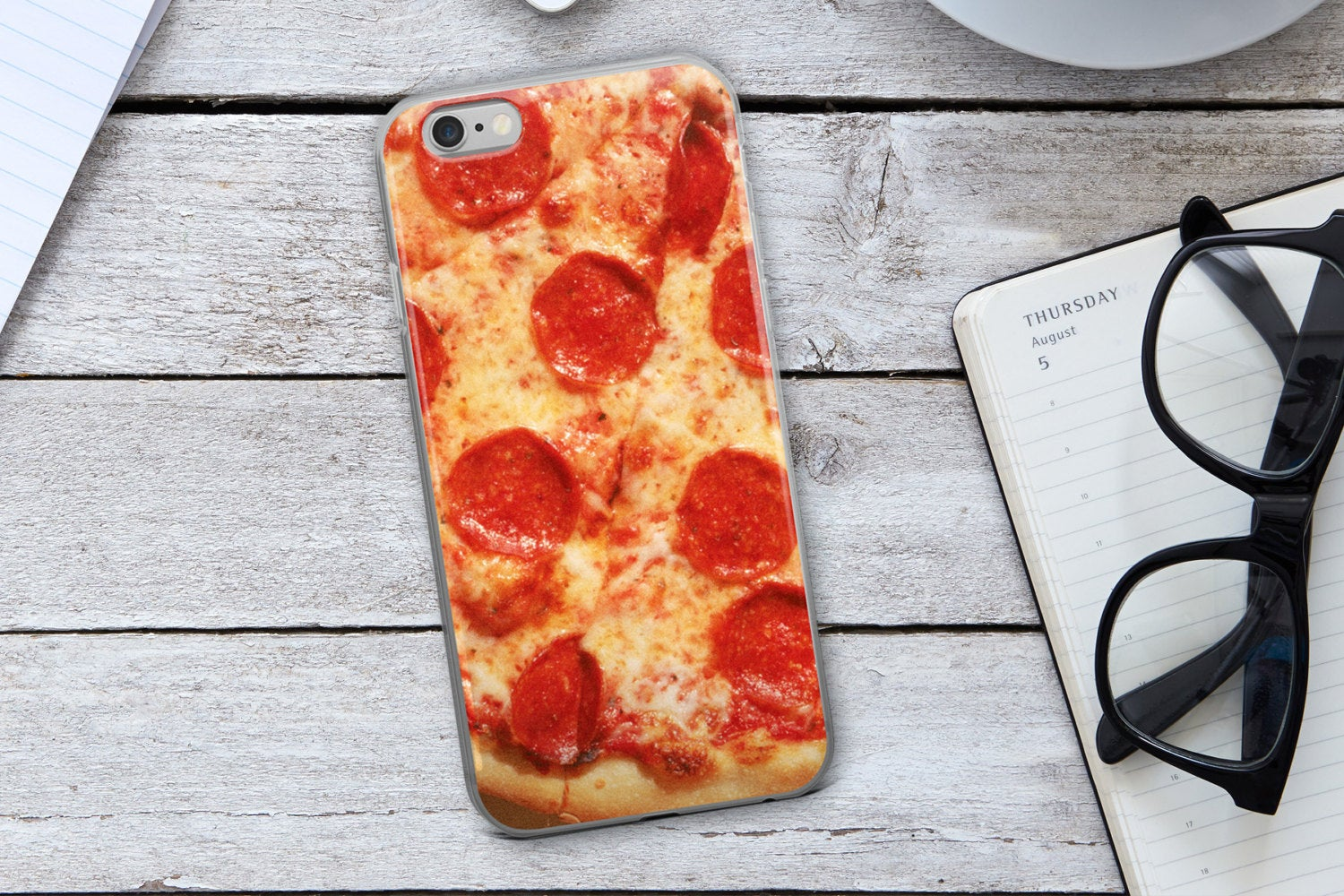 Pizza Phone Case - Guestbookery
