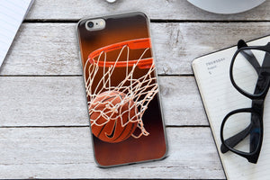 Basketball Phone Case - Guestbookery