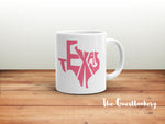 Load image into Gallery viewer, Pink Texas Mug