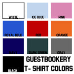 Load image into Gallery viewer, Explore T-shirt - Guestbookery