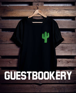 Cactus T-Shirt - Guestbookery