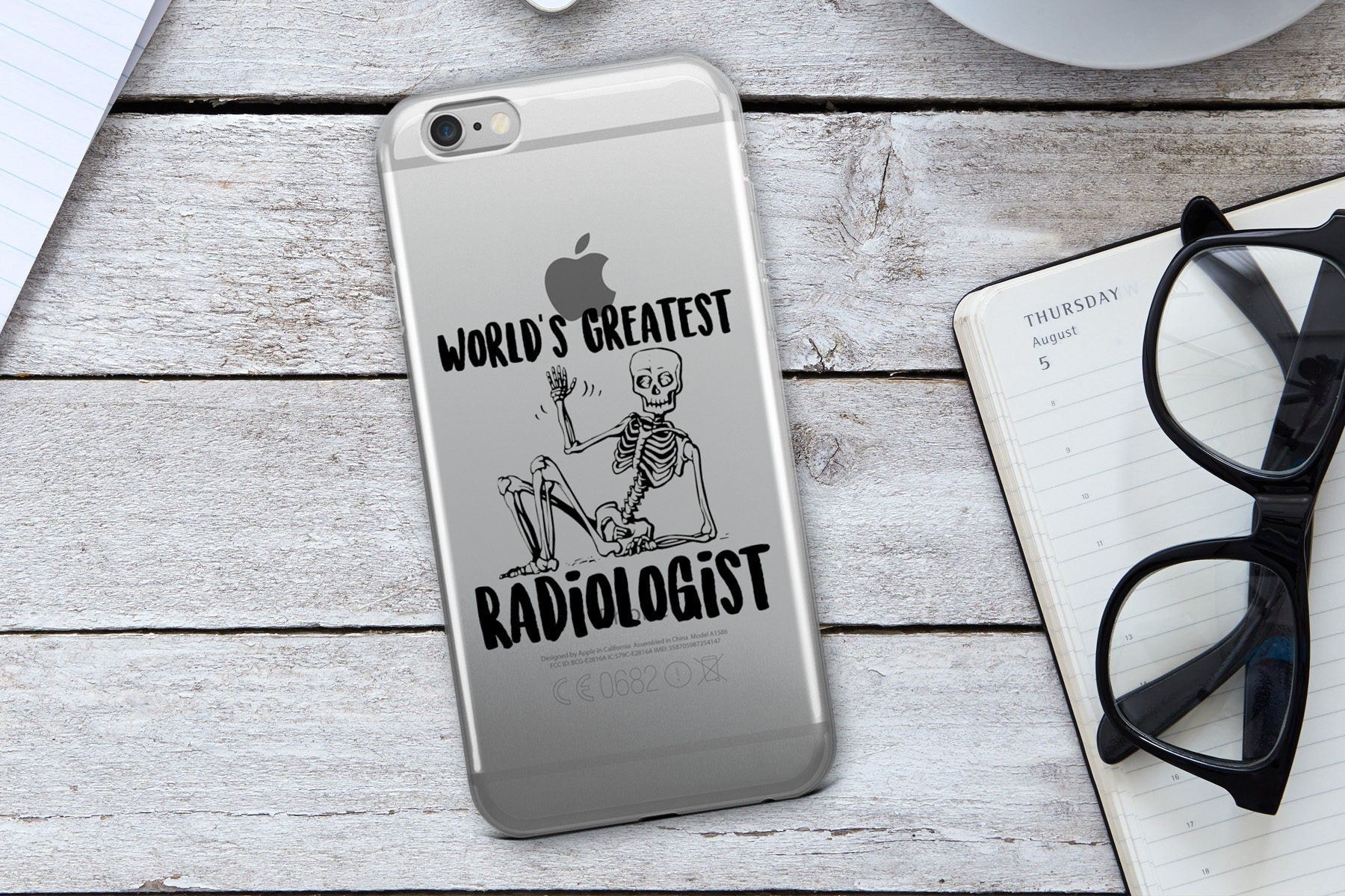 World's Greatest Radiologist Phone Case - Guestbookery