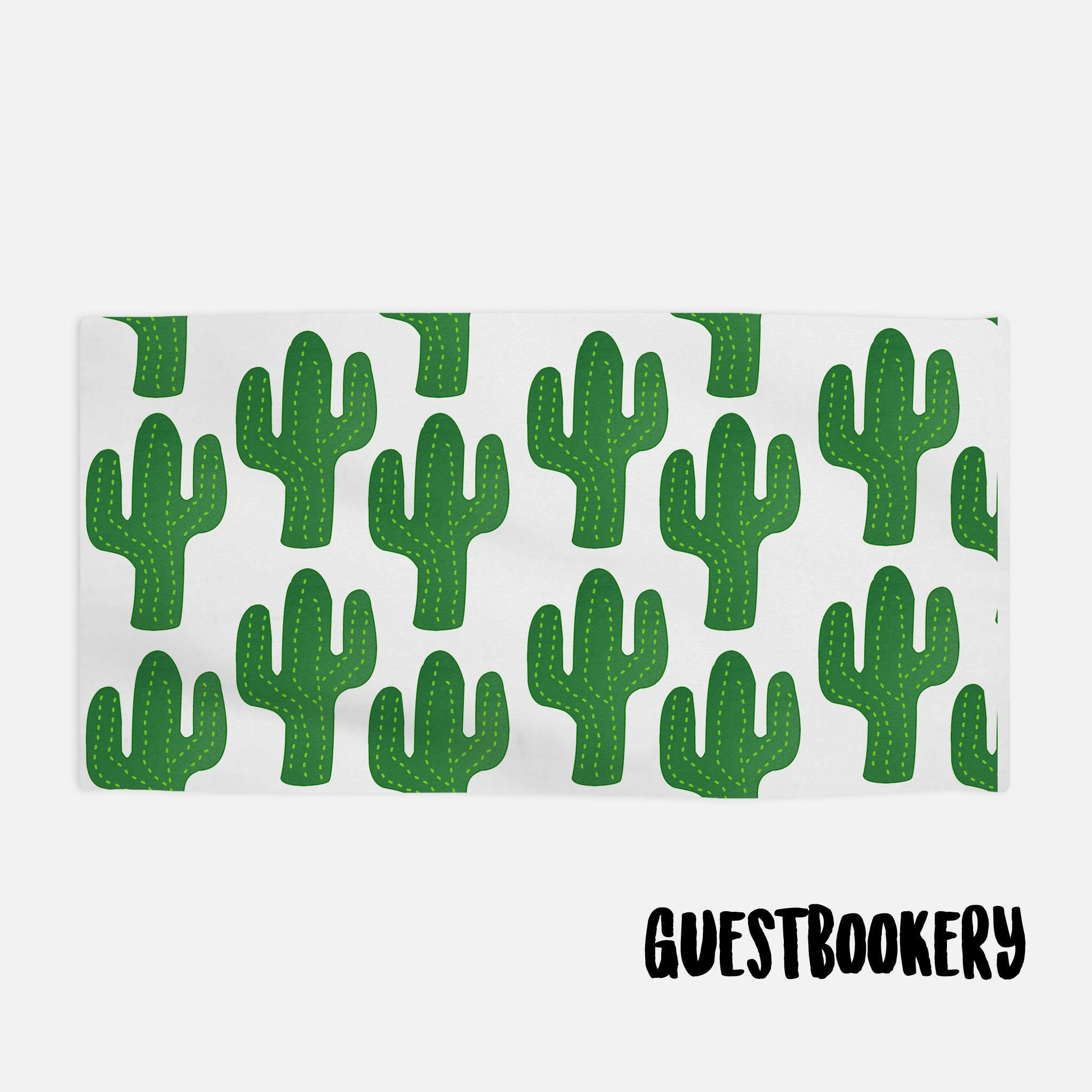 Cactus Towel - Guestbookery