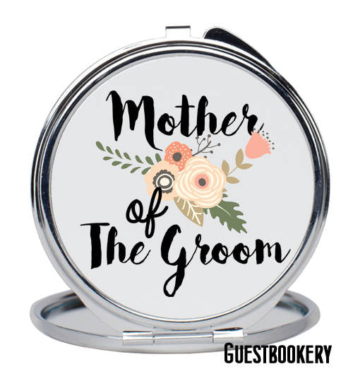 Mother of the Groom Mirror - Guestbookery