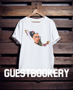 Load image into Gallery viewer, Frida Kahlo Mexico T-shirt - Guestbookery