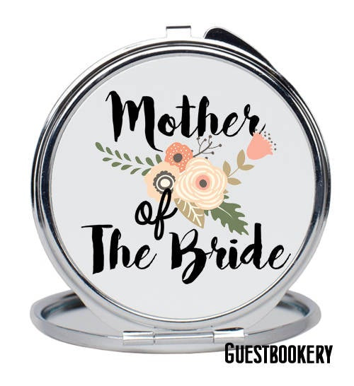 Mother of the Bride Mirror - Guestbookery