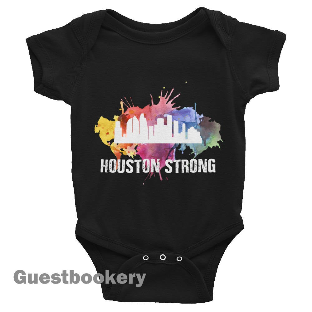 Houston Strong Onesie - Guestbookery