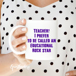 Load image into Gallery viewer, Funny Teacher Mug - Guestbookery