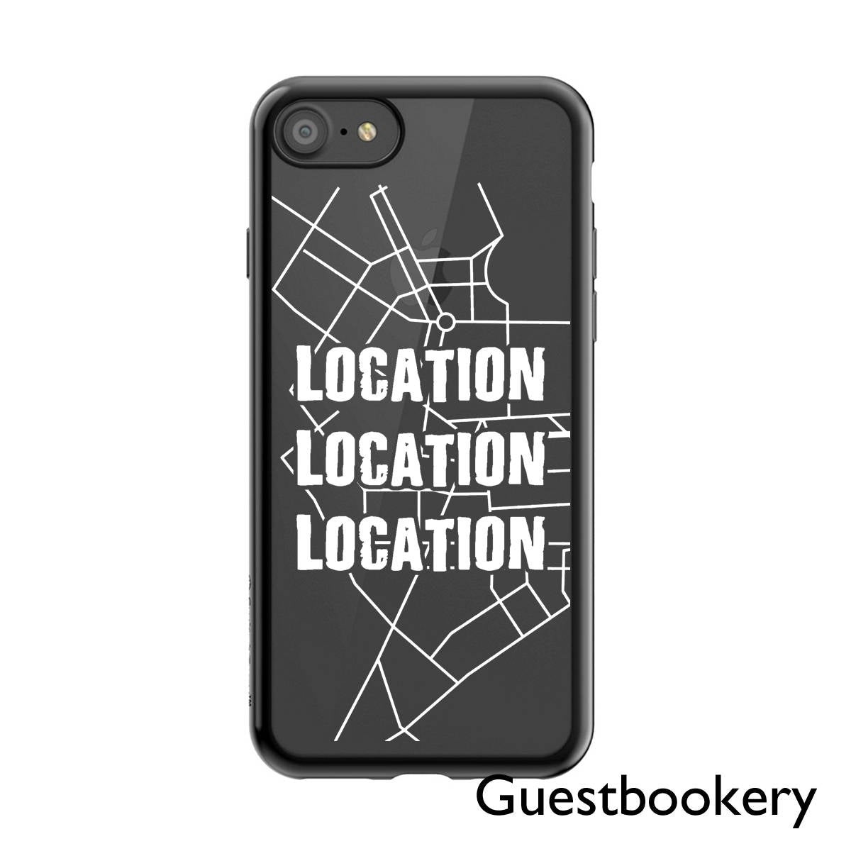Location Phone Case - Guestbookery