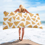 Load image into Gallery viewer, Pineapple Pizza Towel - Guestbookery