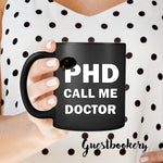 Load image into Gallery viewer, PHD Mug - Guestbookery