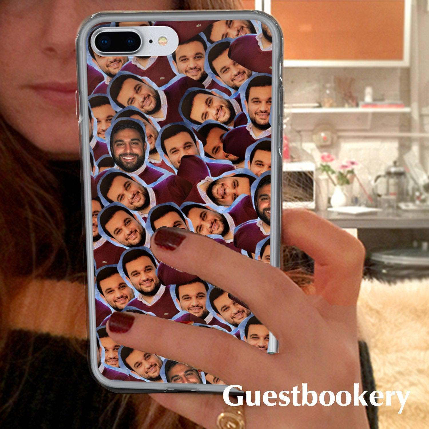 Custom Faces Phone Case - Guestbookery