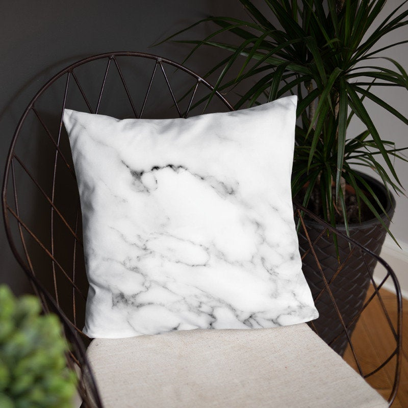 Marble Pillow - Guestbookery