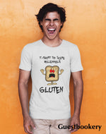 Load image into Gallery viewer, T-shirt To Scare Millennials - Gluten