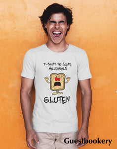 T-shirt To Scare Millennials - Gluten