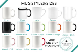 The One Where You Become a Mom Mug - Guestbookery
