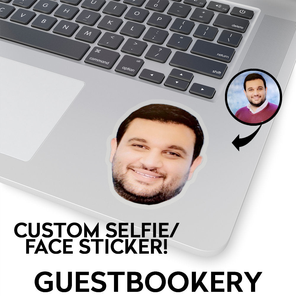 Custom Face Sticker