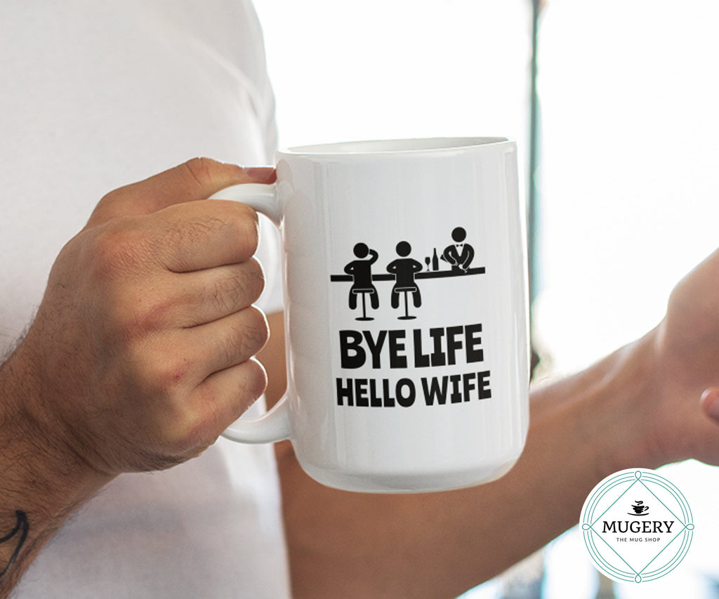 Funny Groom Mug - Guestbookery