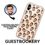 Load image into Gallery viewer, Custom Faces Phone Case - Guestbookery