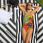 Load image into Gallery viewer, Gummy Bears Swimsuit - Guestbookery