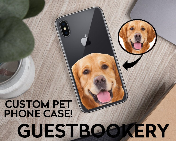 Custom Pet Phone Case - Guestbookery