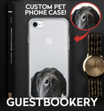 Load image into Gallery viewer, Custom Pet Phone Case - Guestbookery