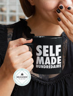 Load image into Gallery viewer, Self Made Hundredaire Mug - Guestbookery