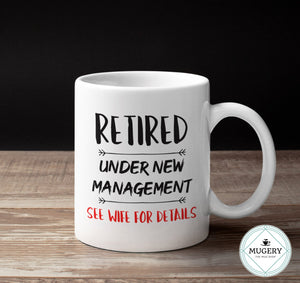 Retired Mug - Guestbookery