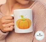 Load image into Gallery viewer, Pumpkin Mug - Guestbookery