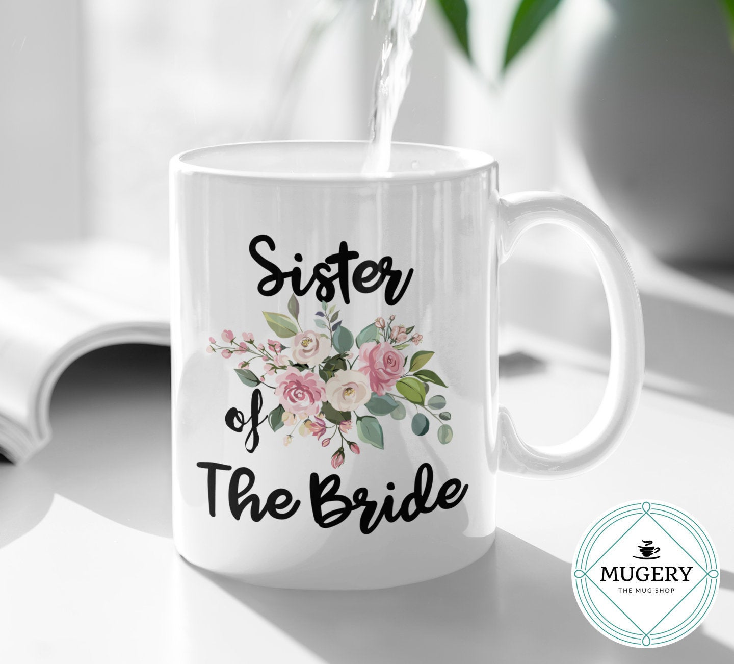Sister of the Bride Mug - Guestbookery