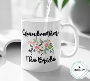 Grandmother of the Bride Mug - Guestbookery
