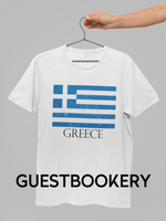 Load image into Gallery viewer, Greece T-Shirt - Guestbookery