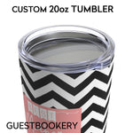 Load image into Gallery viewer, Personalized Mother In Law TUMBLER 20oz - Guestbookery