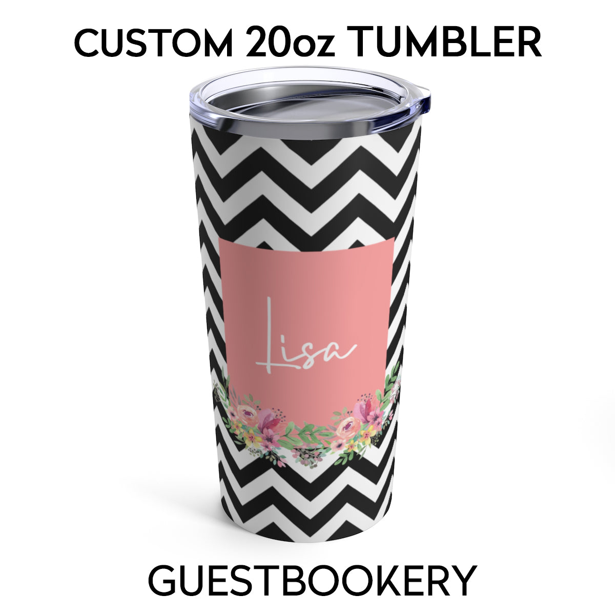 Personalized Mother In Law TUMBLER 20oz - Guestbookery