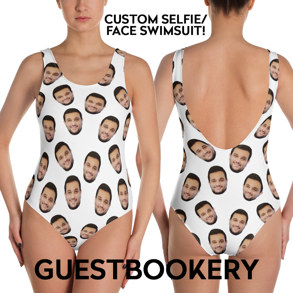Custom Faces Swimsuit - Guestbookery