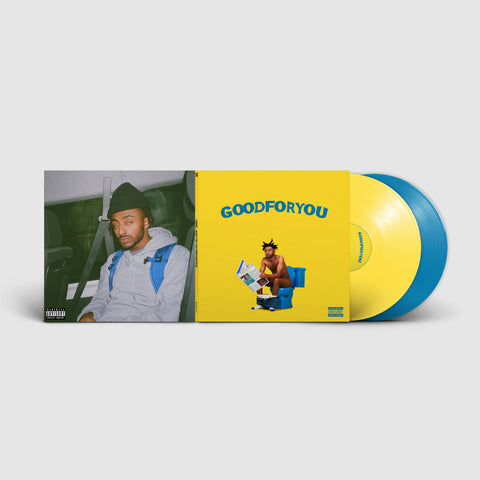 GOOD FOR YOU + ONEPOINTFIVE 2xLP