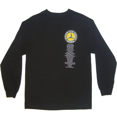 MURSAYDEEZ LONG SLEEVE (Black)