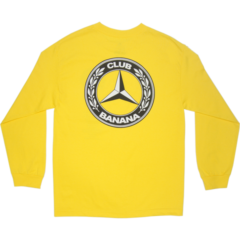 MURSAYDEEZ LONG SLEEVE (Yellow)