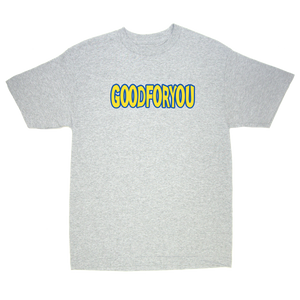 GFY TEE (Light Grey)