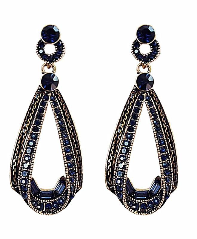 Get flat 25% off on Vintage triangle earrings at TC5 Clothing