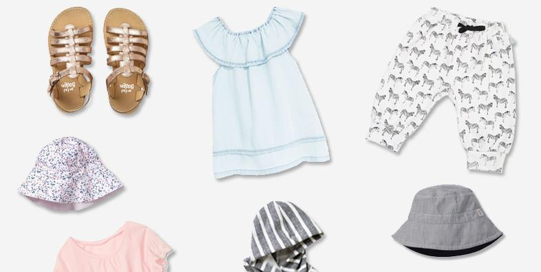 Summer Toddler Fashion