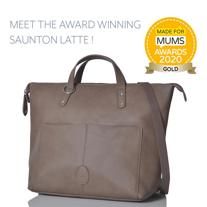 Made For Mums Gold Award Winner!