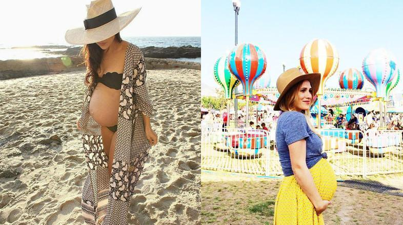 6 Summer Maternity Looks We Love