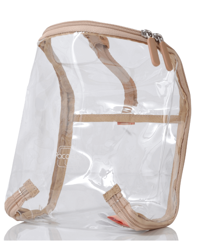 Travel Pod - clear - PacaPod