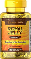 ROYAL JELLY 500 MG Puritan's