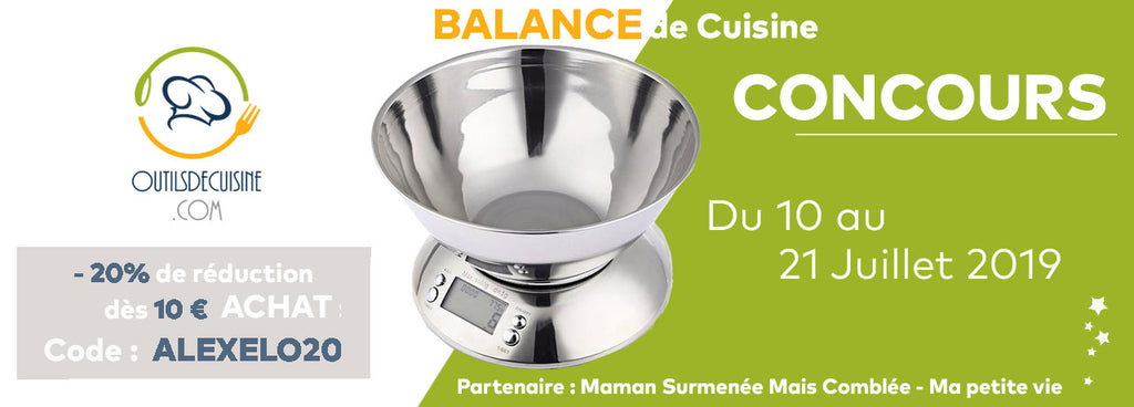 KITCHEN BALANCE COMPETITION
