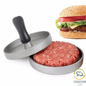 Minced Steak Press Ø 12 Cm For Hamburger