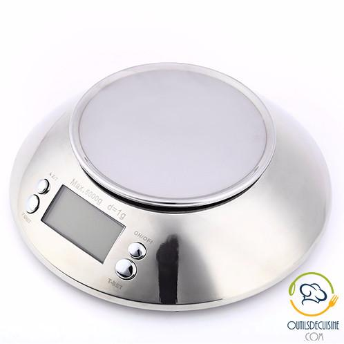 Balance - Electronic Kitchen Scale Stainless Steel