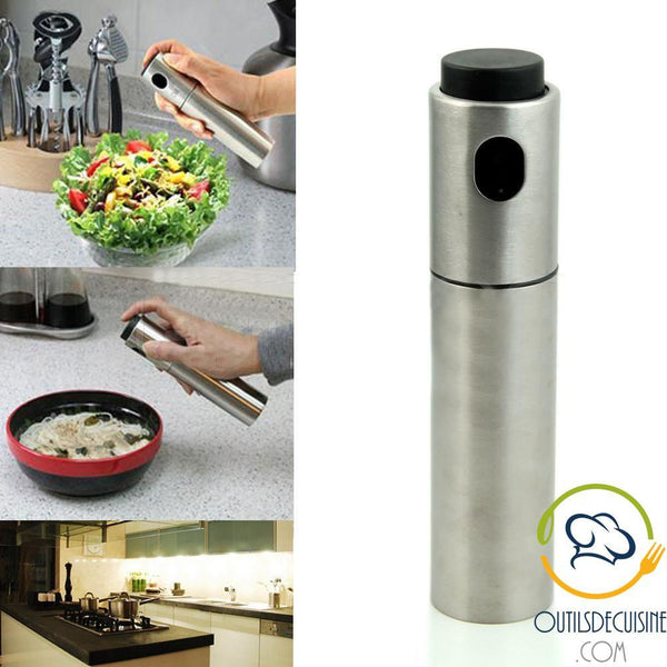 Bomb Spray To Spread Olive Oil On Your Dishes