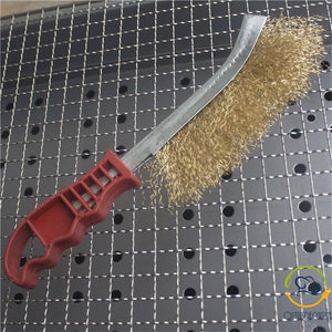 Wire Barbecue Brush